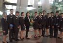 ศึกษาดูงานฝ่ายบริการผู้โดยสารภาคพื้นดิน ณ สนามบินสุวรรณภูมิ